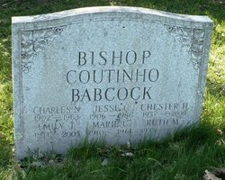 Ruth M. Babcock