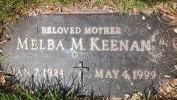 Melba Minnie <i>Sheehan</i> Keenan