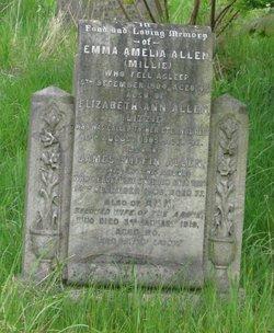 Emma Amelia Millie Allen