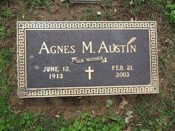Agnes M Austin