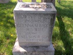 Glenna M. <i>Brooks</i> Bailey