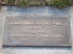Cleon <i>Morgan</i> Bosworth