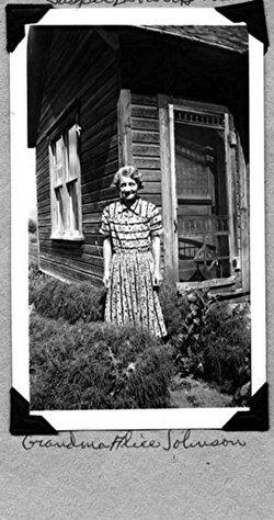 Nancy Alice <i>Barker</i> Henderson