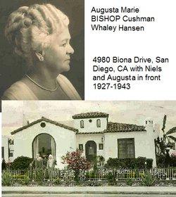 Augusta Marie <i>Bishop</i> Hansen