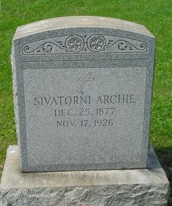 Salvatore <i>Sivatorni Archie</i> Arcieri