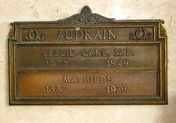 Mathilde Audrain