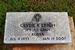 Clyde R. Leigh
