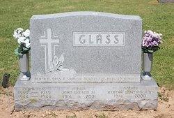 Bertha <i>Worthington</i> Glass