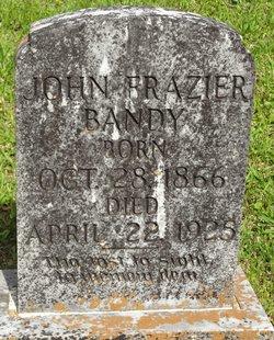 John Frazier Bandy