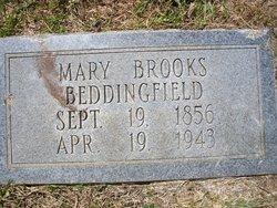 Mary <i>Brooks</i> Beddingfield