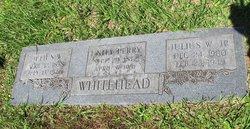 Julius Winfield Whitehead, Jr