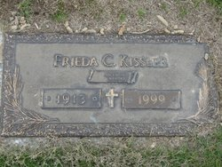 Frieda C Kissler