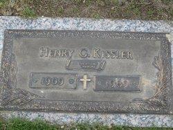 Henry G Kissler
