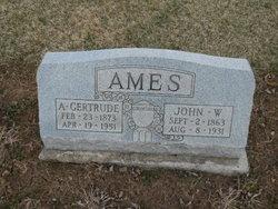 John W Ames