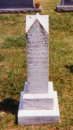Isabell <i>Lineberry</i> Allred