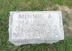 Minnie A. Haisley