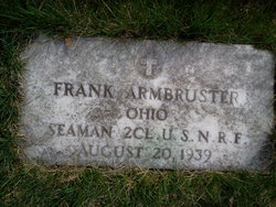 Frank Armbruster