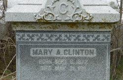 Mary Ann Clinton