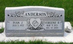 Verlene <i>Beckstead</i> Anderson