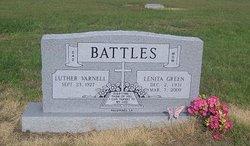 Lenita Ruth <i>Green</i> Battles