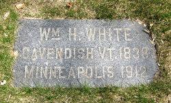 William H White