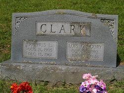 Lois <i>Gregory</i> Clark