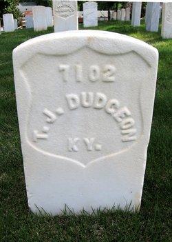 T J Dudgeon