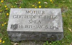 Gertrude C. <i>Fritz</i> Shea