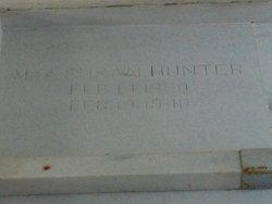 Susan <i>Hollis</i> Hunter