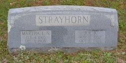 Joe K Strayhorn