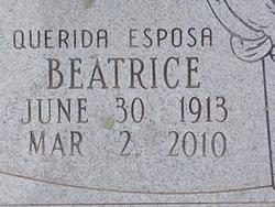 Beatrice <i>Montano</i> Baca