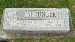 Lillian <i>Yoss</i> Sprunger
