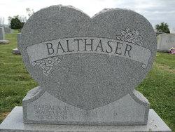Barbara D <i>Boyer</i> Balthaser