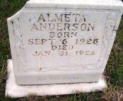 Almeta Anderson