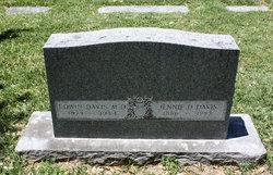 Jennie D <i>Snyder</i> Davis