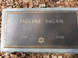 Pauline <i>Steinback</i> Sagan