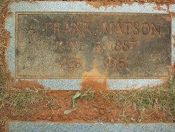Andrew Frank Matson