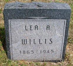Lea Ann <i>Wilburn</i> Willis