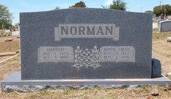 Biddie Isabel <i>Smith</i> Norman