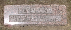 Delbert E Wells