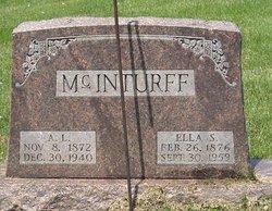 Alvis L McInturff