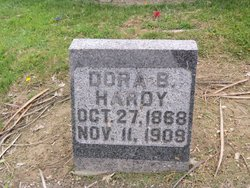 Dora <i>Johnson</i> Hardy