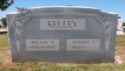 Amanda Jane <i>Goad</i> Kelley