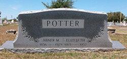 Mary Elizabeth <i>Elms</i> Potter