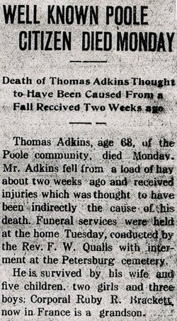 James Thomas Adkins