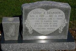 Addie A. Brandon