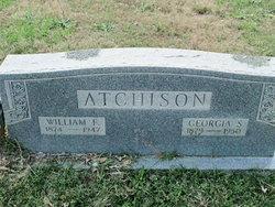 Georgia S. <i>Sexton</i> Atchison