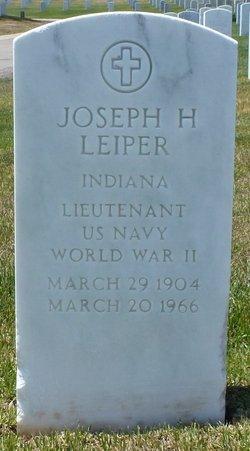 Joseph Harry Leiper