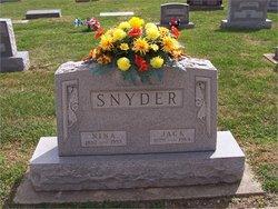 Andrew Jackson Snyder