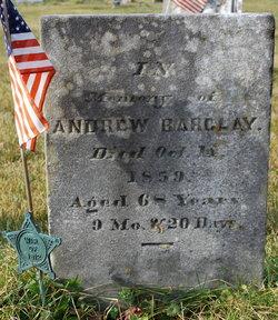 Andrew Barclay